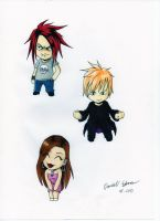 groupe of chibis_1 by yamidanne
