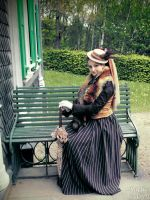Another Victorian Lady by AyraLeona