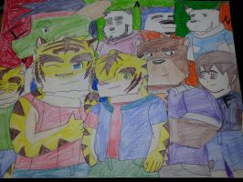 Art project for school by dragonsoul215