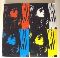Ruki popart painting by sparky-cool