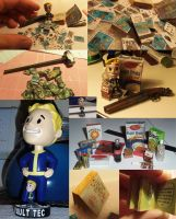 Fallout 1:6 Scale Props by CamBoy