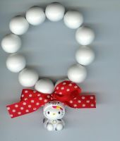 hello kitty fantastic bracelet by mimilarue