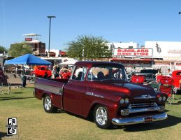 Chevy Apache by Swanee3