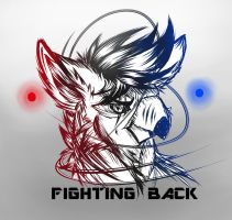 BlackGryph0n Fighting Back Tribute by Zanebow