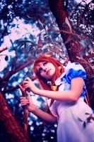 Lina Inverse in Wonderland by Haruhi-tyan