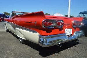 1958 Ford Fairlane 500 Convertible VIII by Brooklyn47
