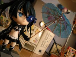 BRS Nendoroid figure by akinuy