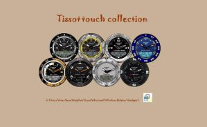 Tissot Touch by RobDebo