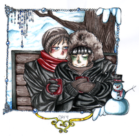 12 Days of Spones: Day 4: Hot Cocoa by Cloud-Tentacles