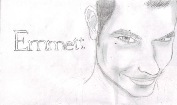 Emmett by Undiscoveredwings