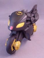 Transformers Batman BatBike by Shinobitron