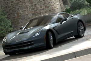 2014 Chevrolet Corvette Stingray Prototype by llkll64