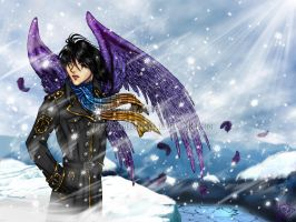 Collab: Lucifer: Cold Like Ice by SeraphAlexa