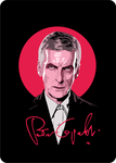 The Twelfth Doctor by ZacharyFeore