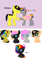 BREEDABLE ADOPS FOR Loverayz!! by FrankinPoodle