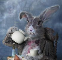 March Hare by mariall