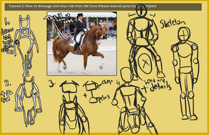 Tutorial 2: How to ride in Dressage Mode 2 by TotecTripled