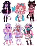Collab Adopt Auction W /Rap1993 Open by PastelBits