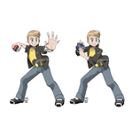 COMM - Pokemon Trainer and TCG Player by seto