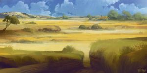yellow_fields by Ben-Andrews