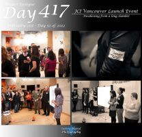 Day 417 - JCI Vancouver Launch Event by AeroStrike