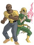 Heroes For Hire by superleezard