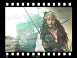 Jack Sparrow by Betelgeuse7