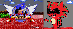 Sanic.Exe Review by DewottGamer