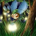 they are fireflies by arseniquez