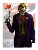 The Joker by ErikHodson