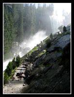 Mist Trail by SurfGuy3