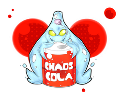 Chaos Cola~ ! by PauliCat-24