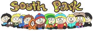 +SOUTH PARK+ by SouthParkFantasy
