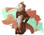 Bones (not my character) by Kika-the-Sergal