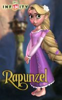 Rapunzel by Sticklove