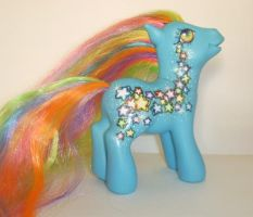 "MLP Custom ""Starfall"" by colorscapesart"