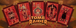 | TOMB RAIDER - CARD DESIGN CONTEST| by KeithByrne