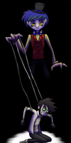 Puppet Master (Commission) by Comickit