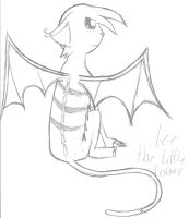 free sketch - for bro-palmer by Herure