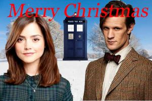 Doctor Who Merry Christmas by TheDoctor50