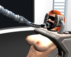 Black Widow Probing by SouthBlade