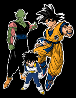 Dragonball Z by artgas