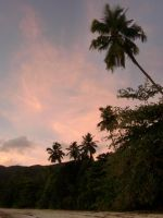 Seychelles Life: Sunset 4 by v-collins