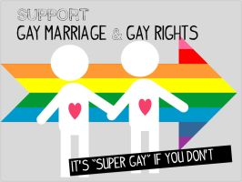 Support Gay Rights by FrenchlyChutes