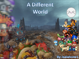 A Diffrent World by isaiahcow1