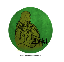 Loki for anthe by Dalidarling