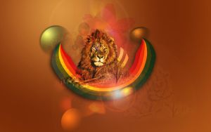 Lion by Momez