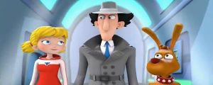 Gadget 2.0 (Inspector Gadget 1001 Animations) by SilverEagle91