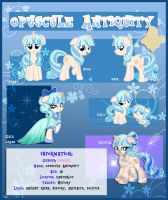 Opuscule Antiquity Reference by xWhiteDreamsx
