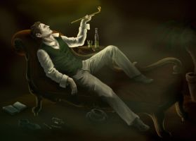 Opium and Absinthe by Eleonore